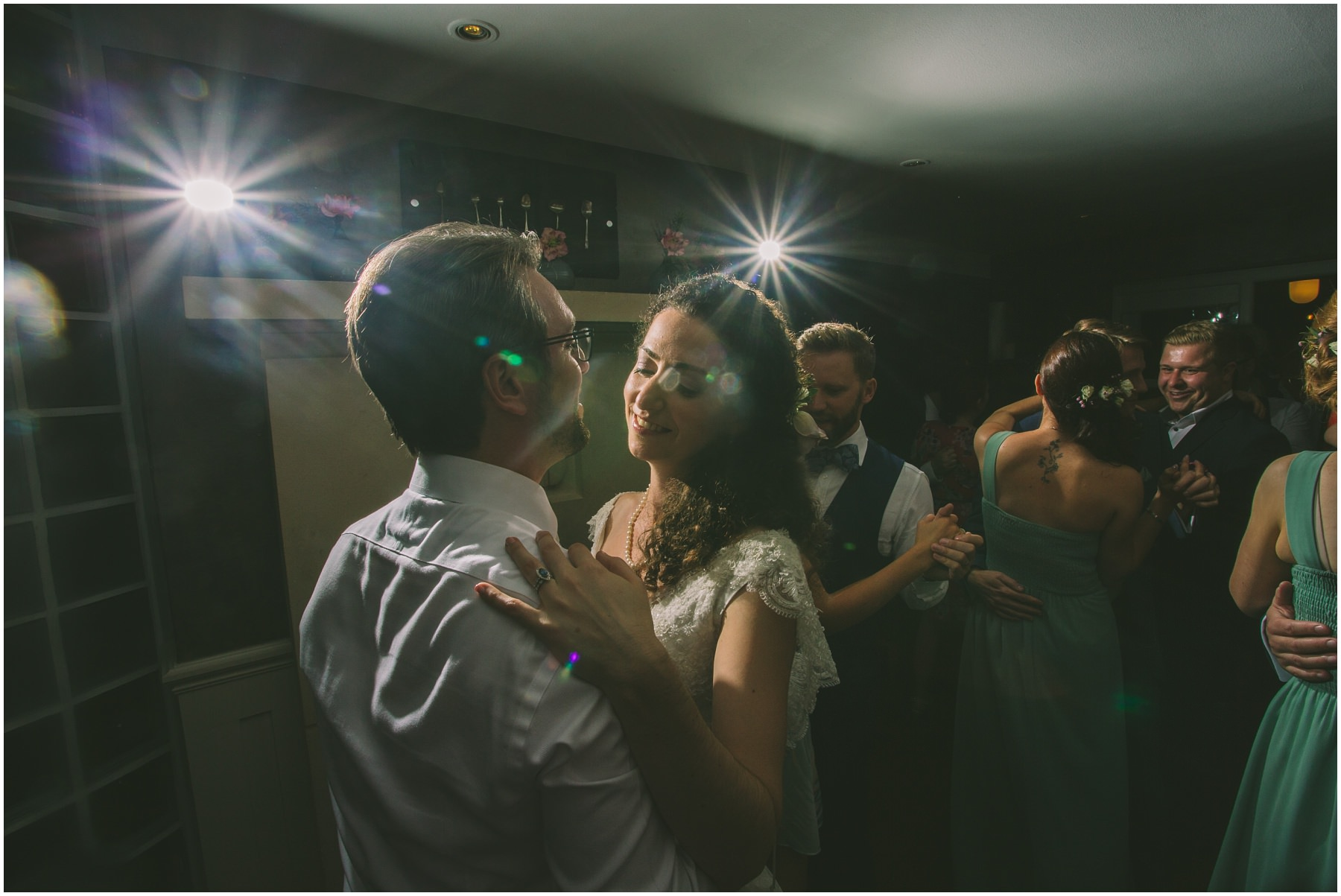 First dance at Eleven Didsbury House