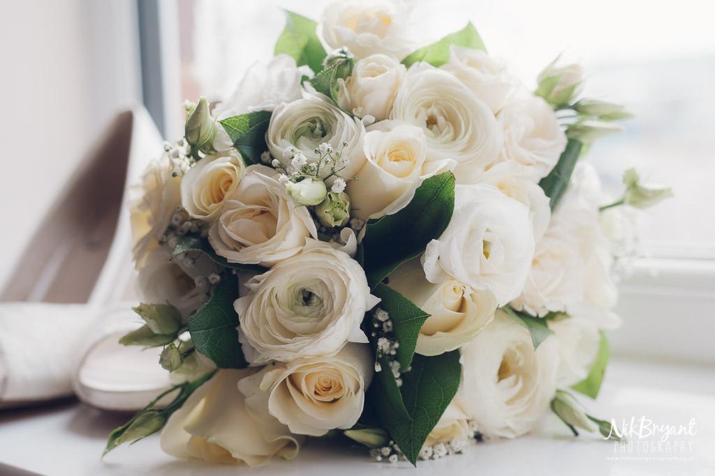 Bridal Bouquet by Westwells Florist