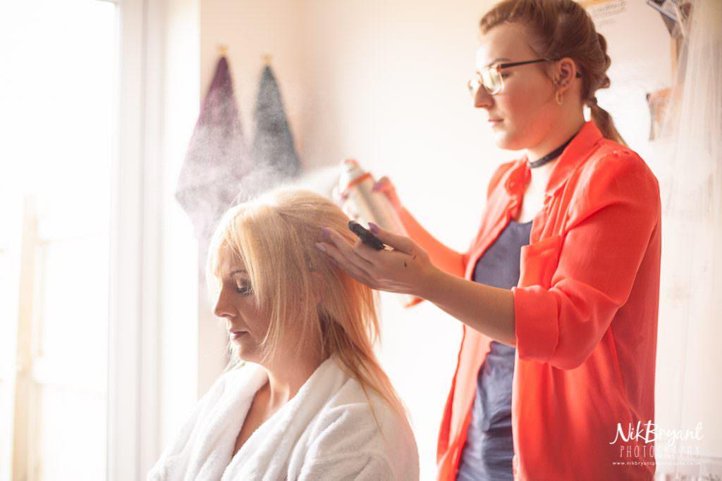 Bridal Hair by Ruth Howarth