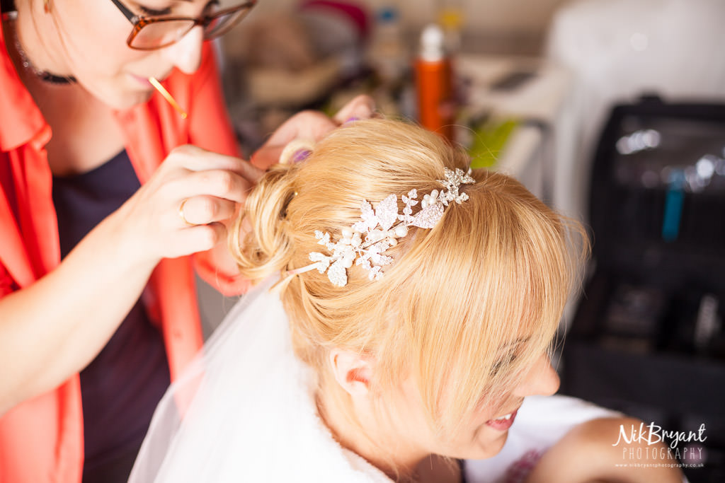 Bridal Hair by Ruth Howarth
