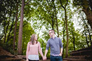 Lancaster Park Engagement Shoot