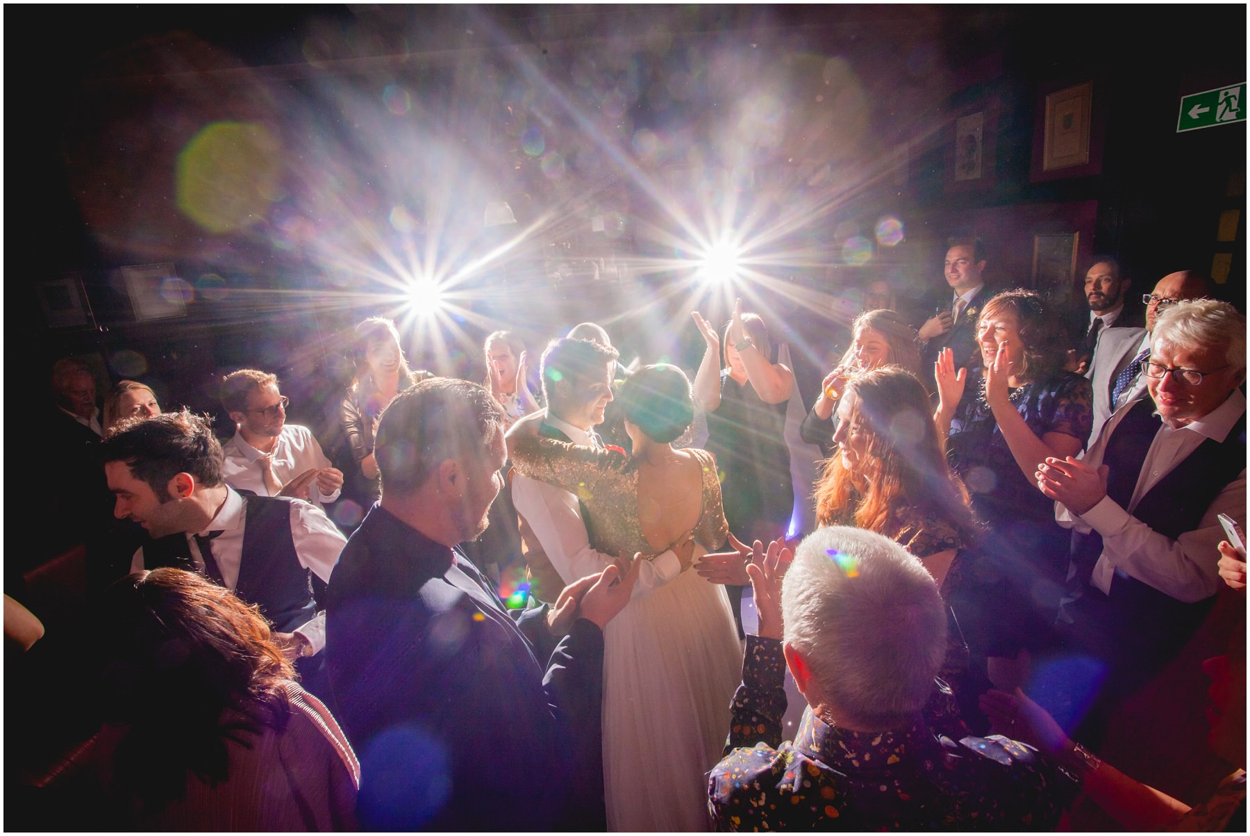 Love Music Events fill the dance floor at the belle epoque