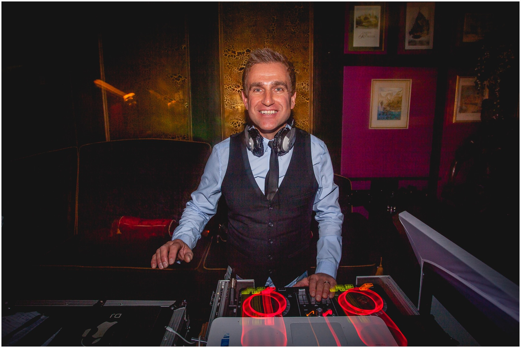 Lee Stone DJ of Love Music Events