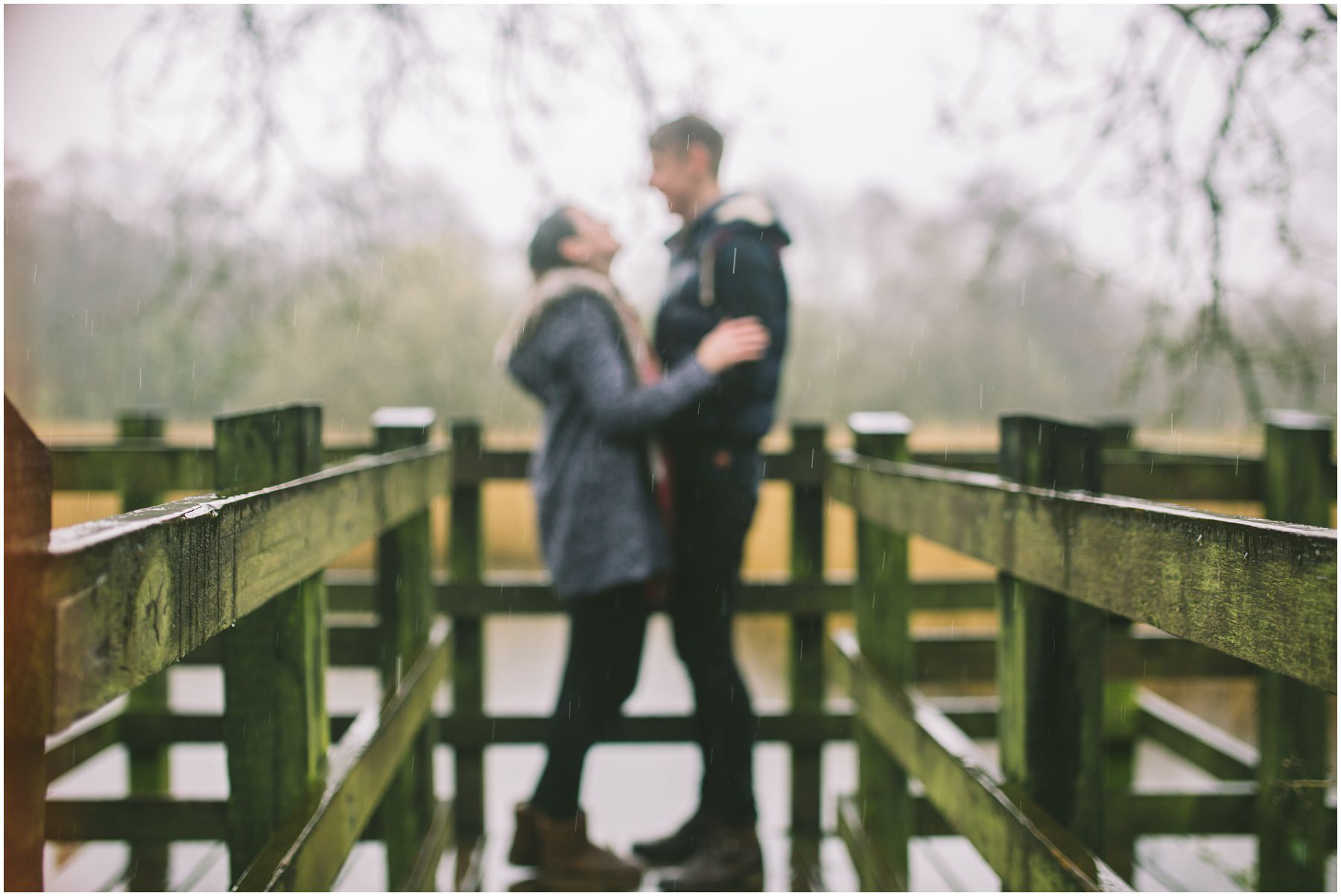 Yarrow Valley Engagement Shoot // James and Kaylie