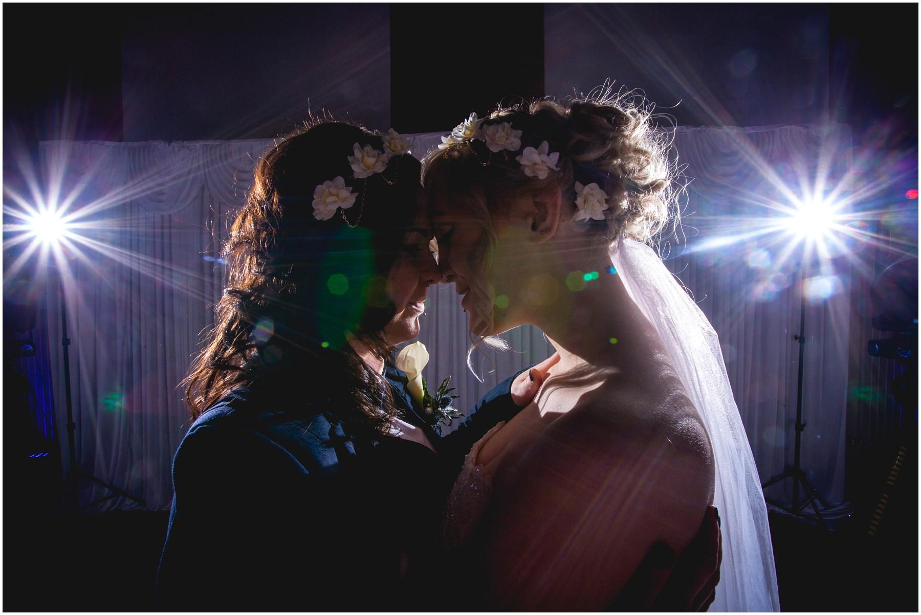 Bolton School Wedding Photography // Kayleigh and Emily