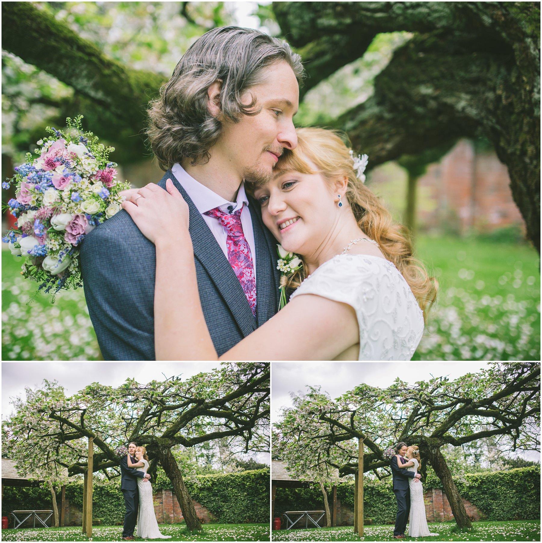Bridal portraits at Eleven Didsbury Park
