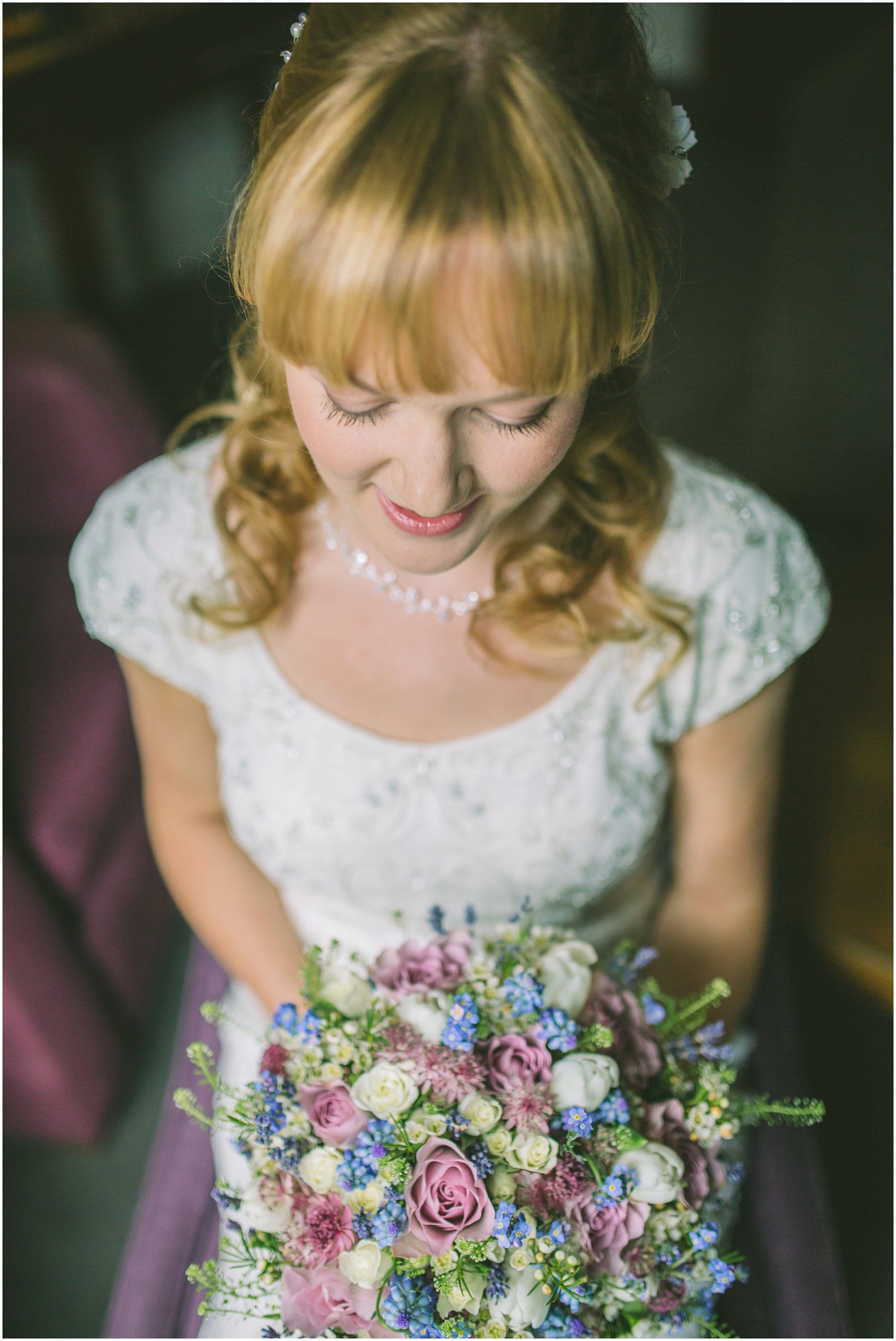 Bridal Portrait at Didsbury House Hotel