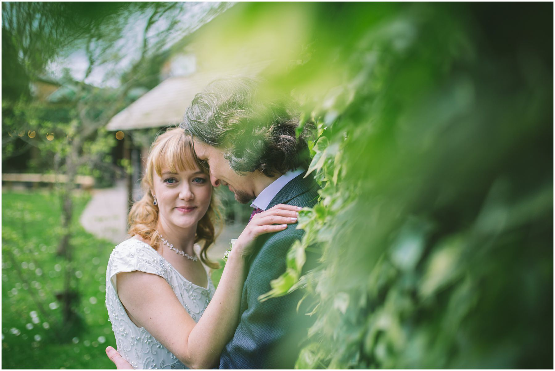 Wedding portraits at Eleven Didsbury Park