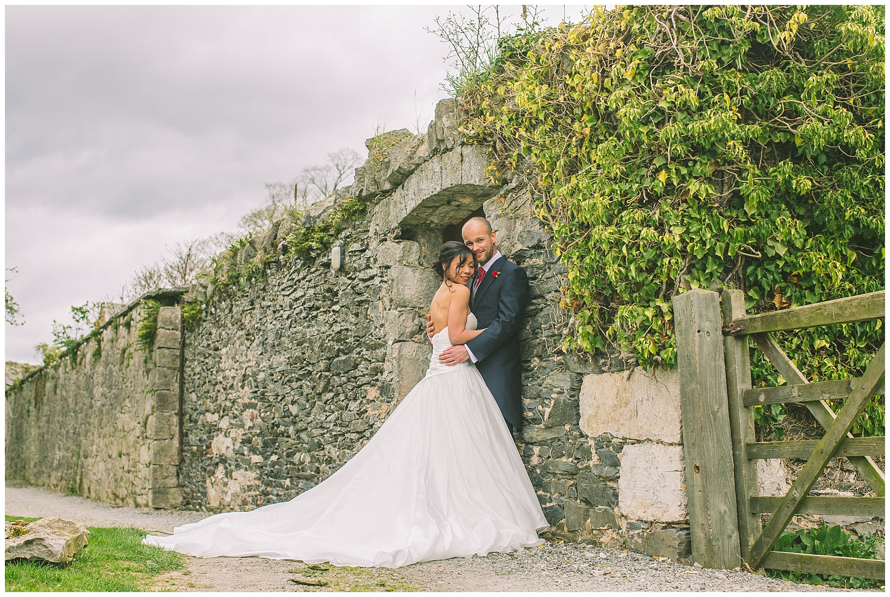 Pentre Mawr Wedding Photography // Elfed and Jeanne