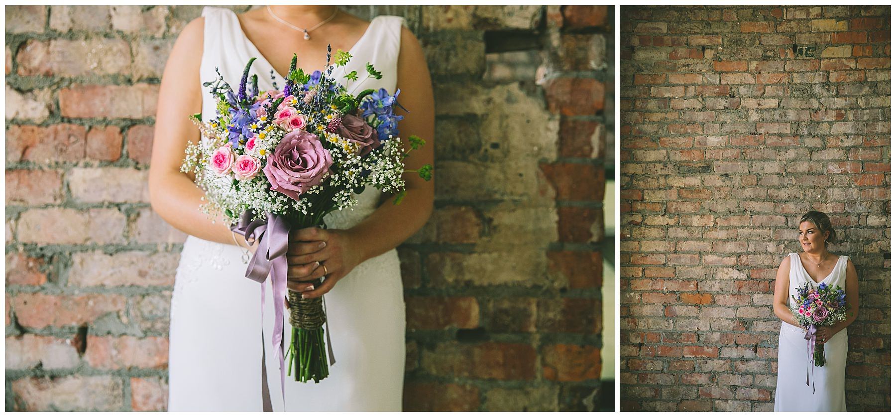 Bridal Portraits at Victoria Baths