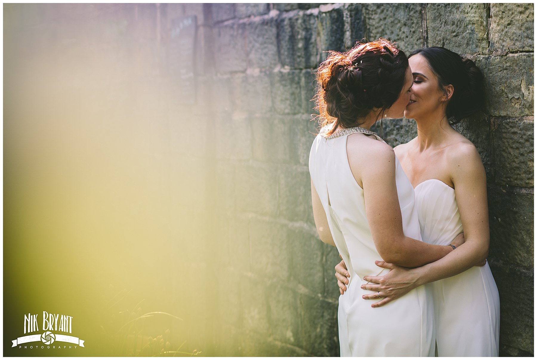 Same sex Lancashire Wedding photography