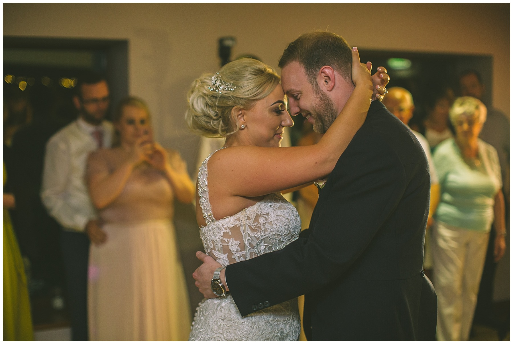 First Dance at the fishermans retreat in Ramsbottom