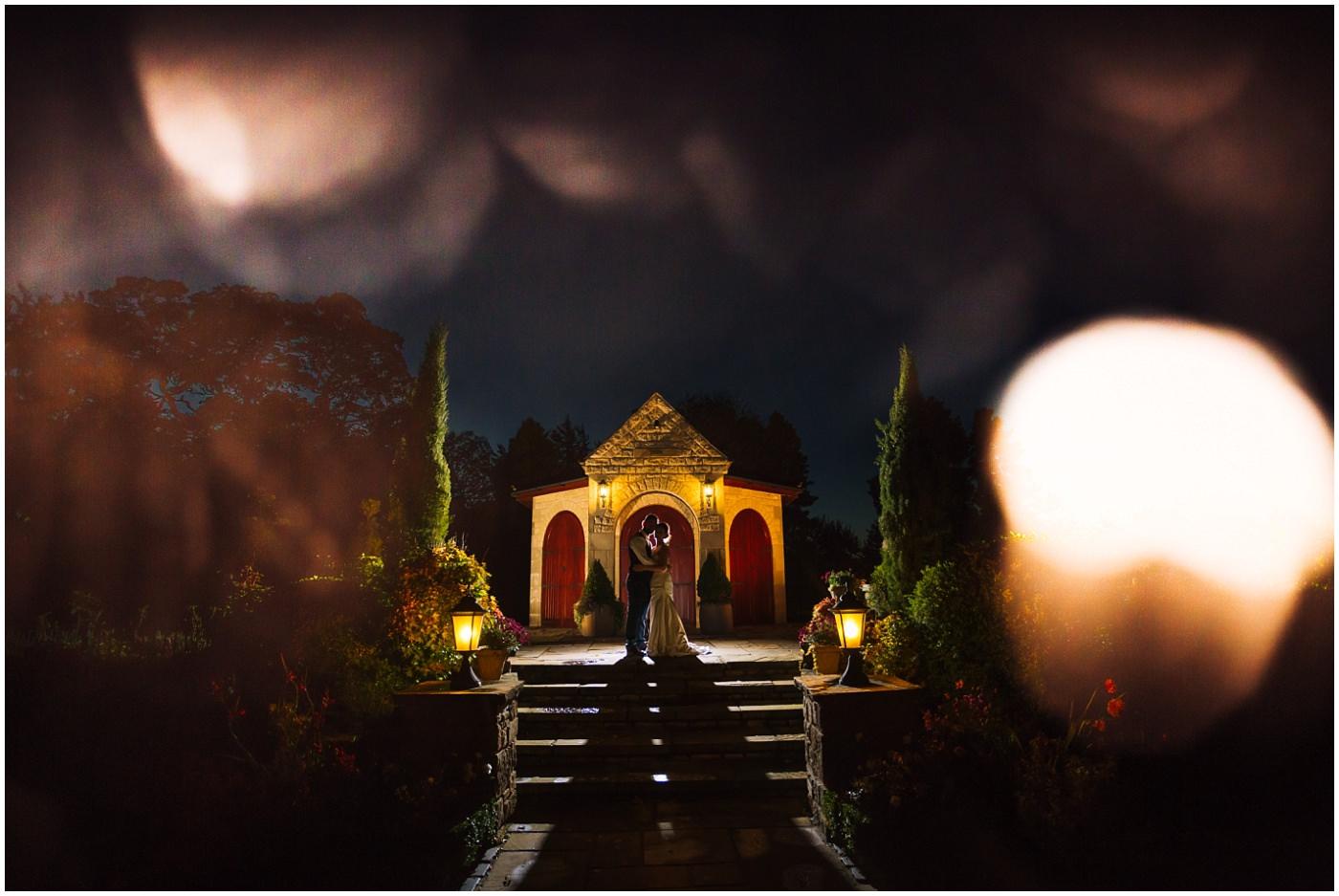 Creative wedding photography at Ferrari's Country Lodge