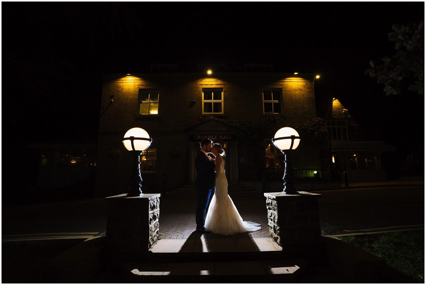 Crimble hall wedding Photography