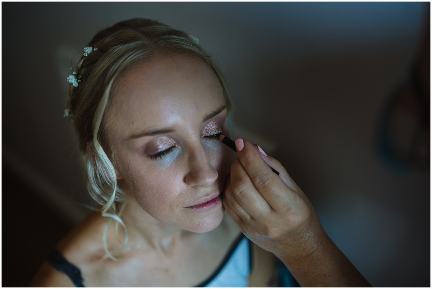 waterton park bridal make up