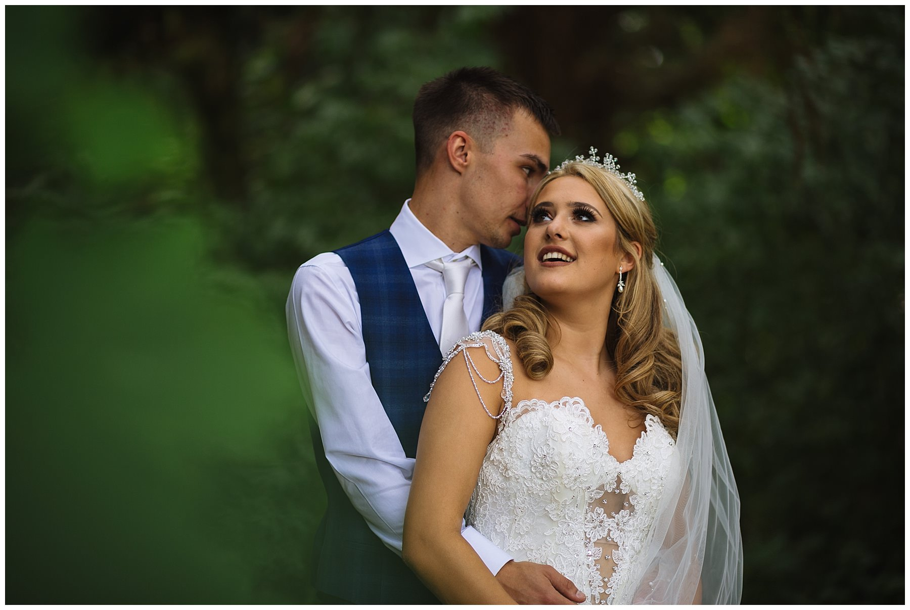 Beautiful couples portraits at Bartle Hall