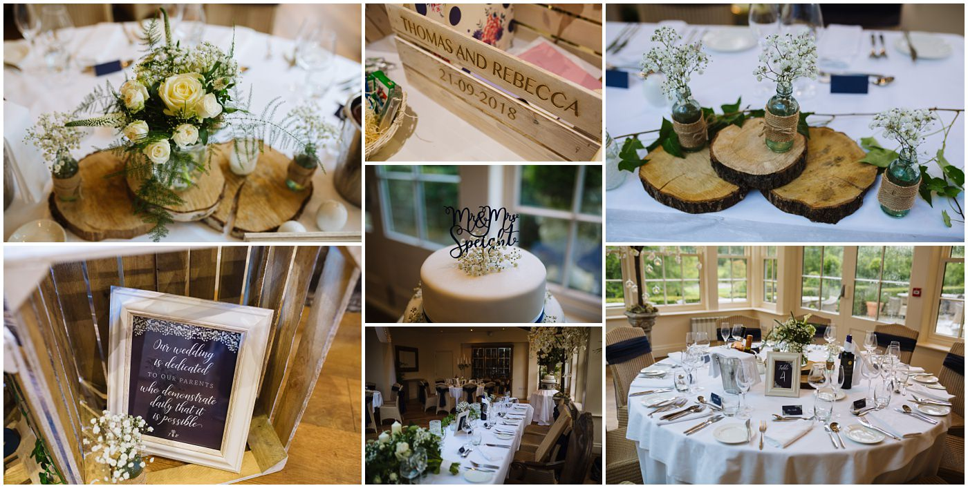 mitton hall wedding decoration inspiration
