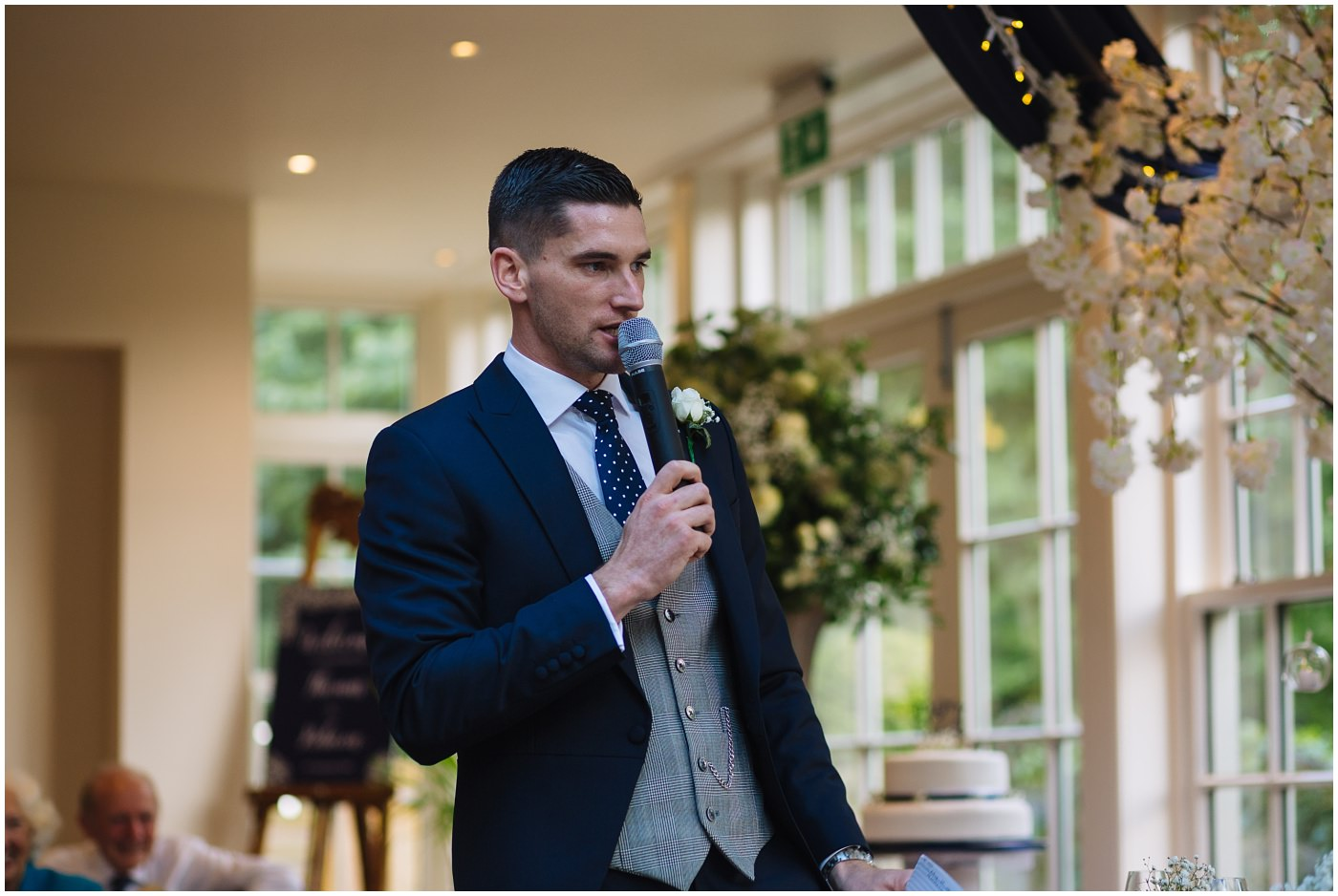 best mans speech at mitton hall hotel