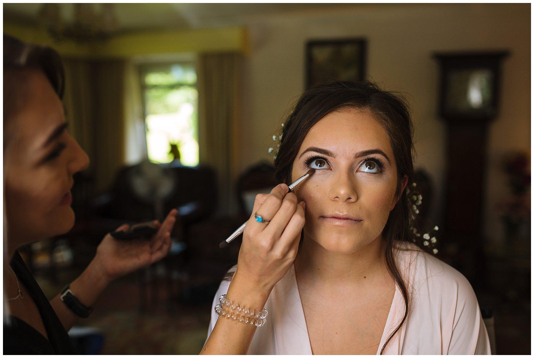 bridal make up by alex kate
