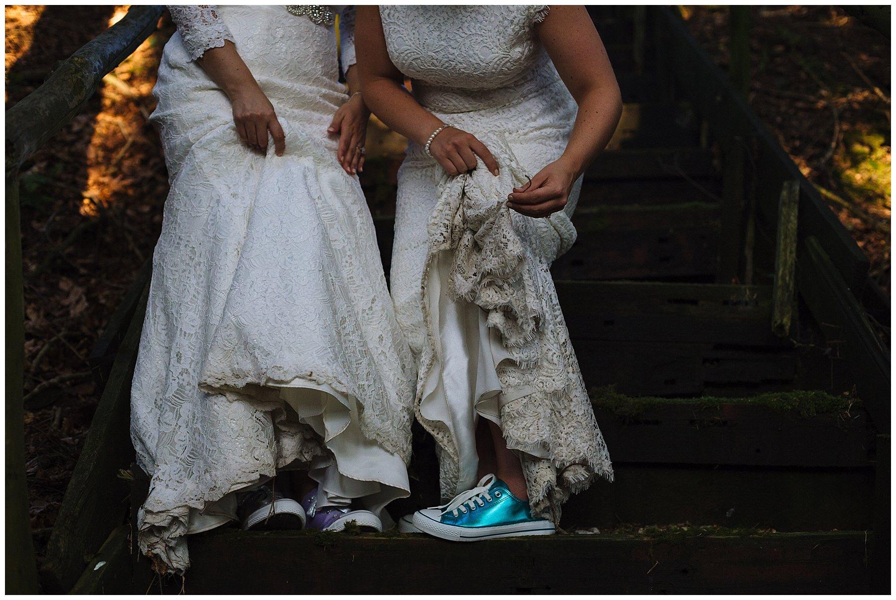 wedding converse inspiration