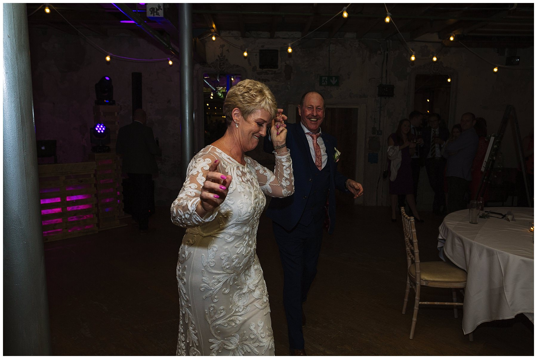 First dance by decks and decor at holmes mill