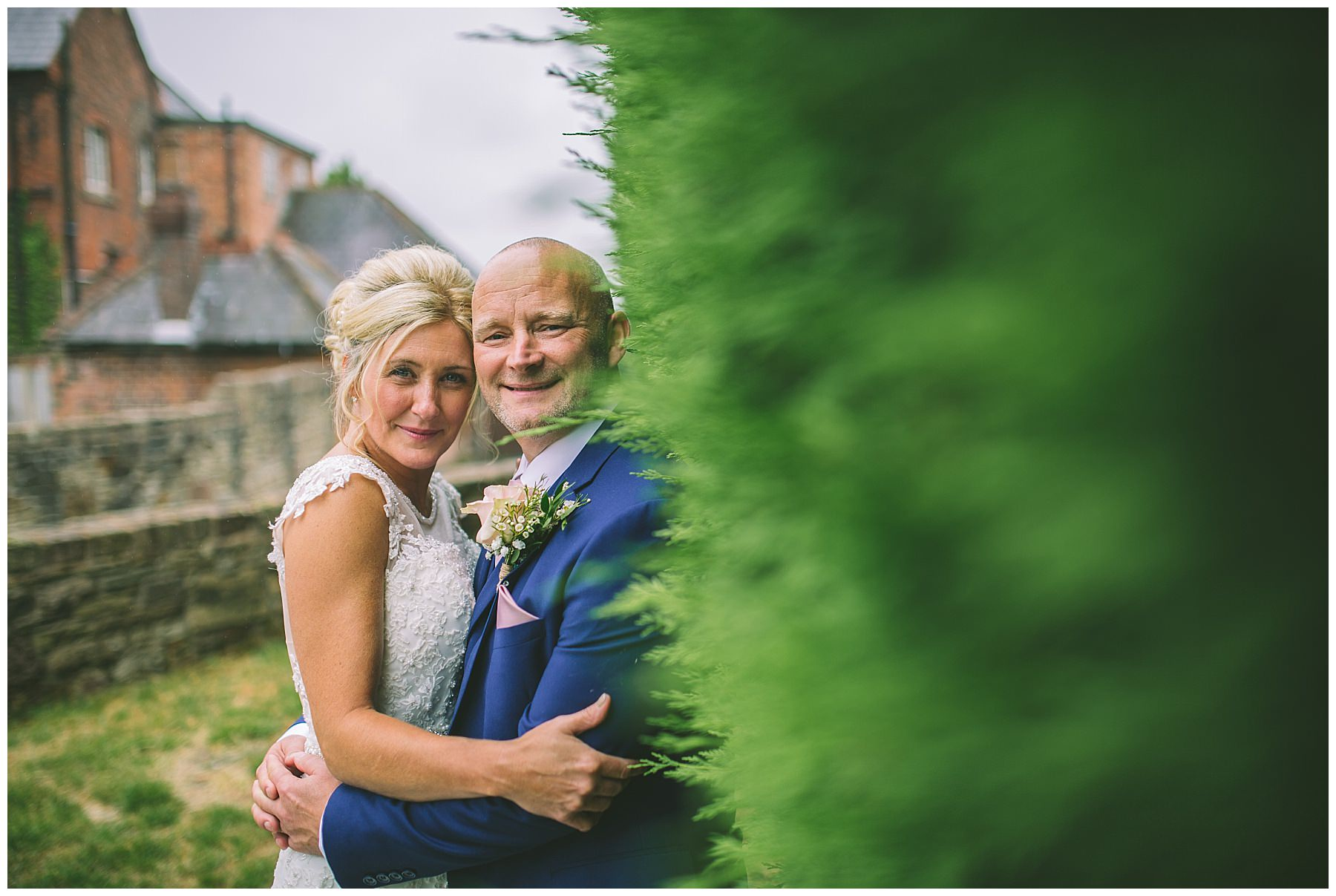 bride and groom portraits at beeston manor