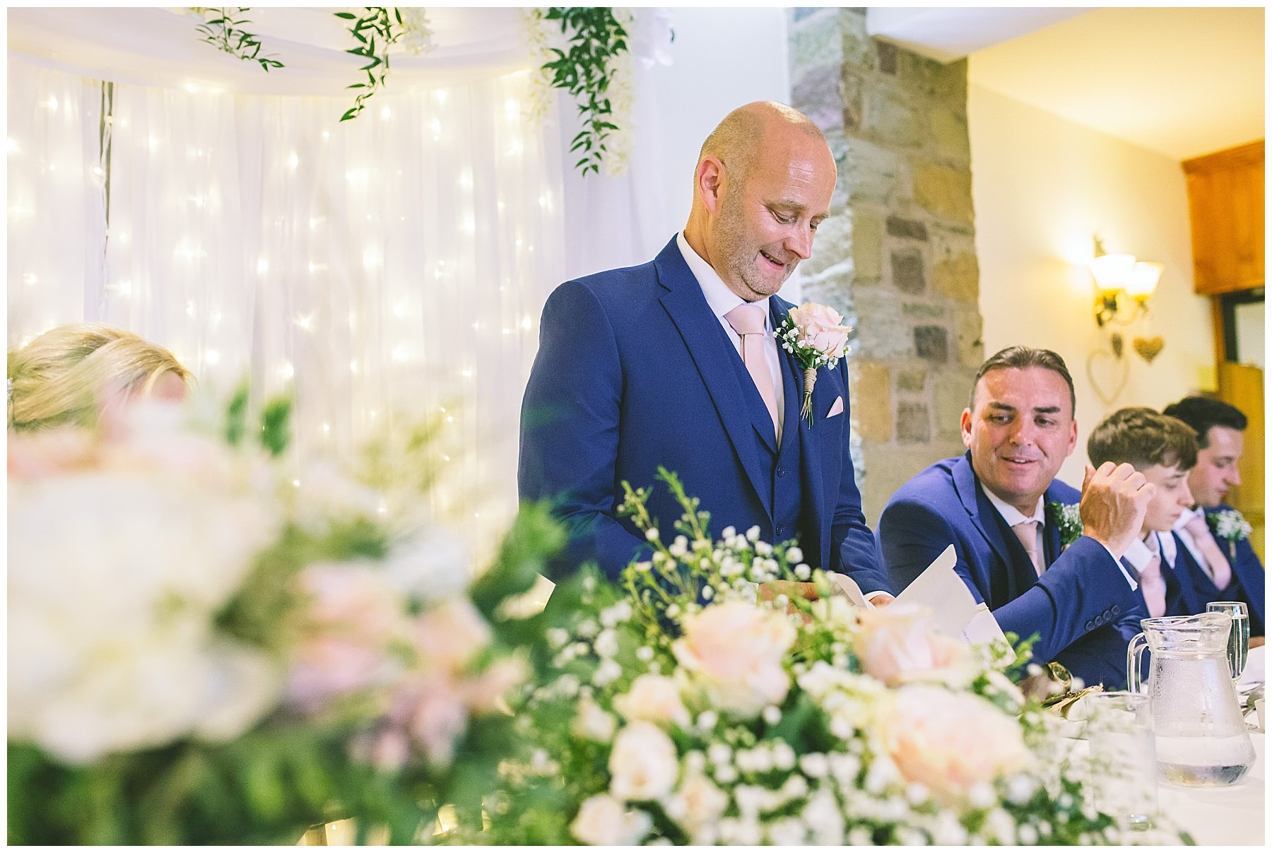 grooms speech at beeston manor wedding