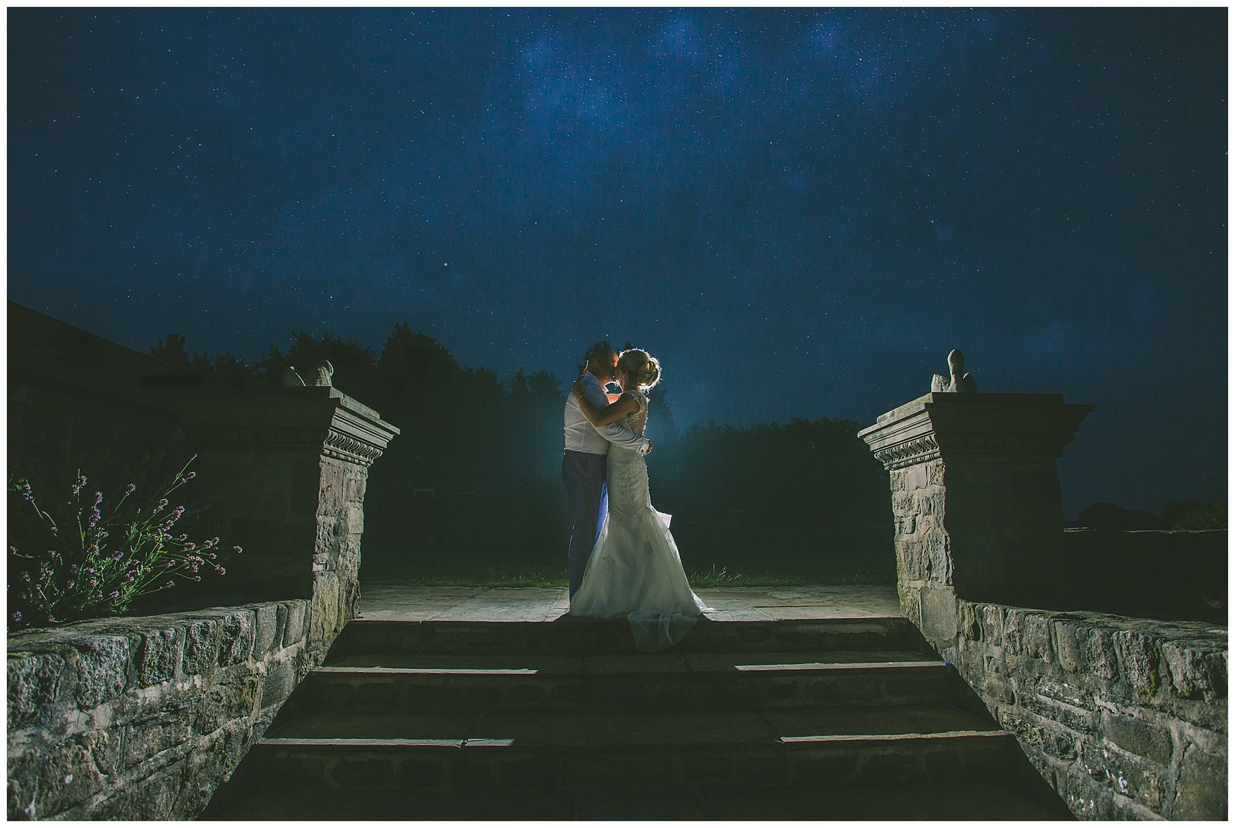 creative wedding portraits at beeston manor