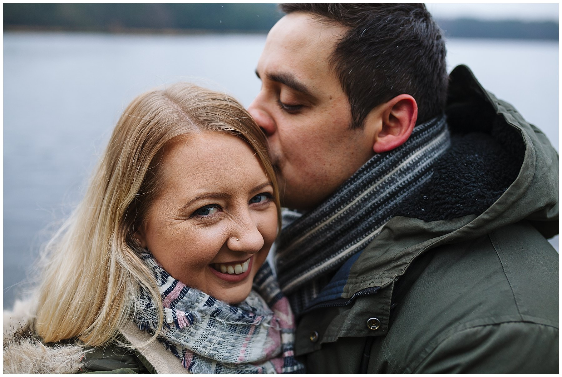 Dovestones Reservoir Engagement Shoot