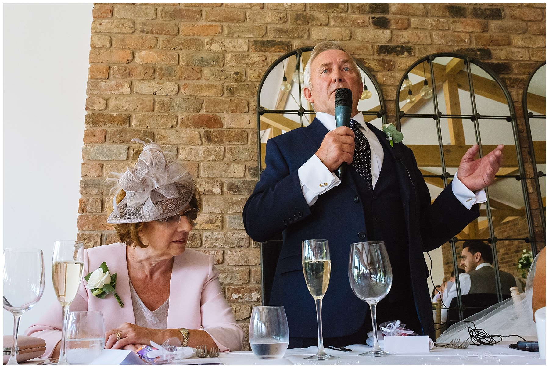 Father of the bride speech at pryors hayes