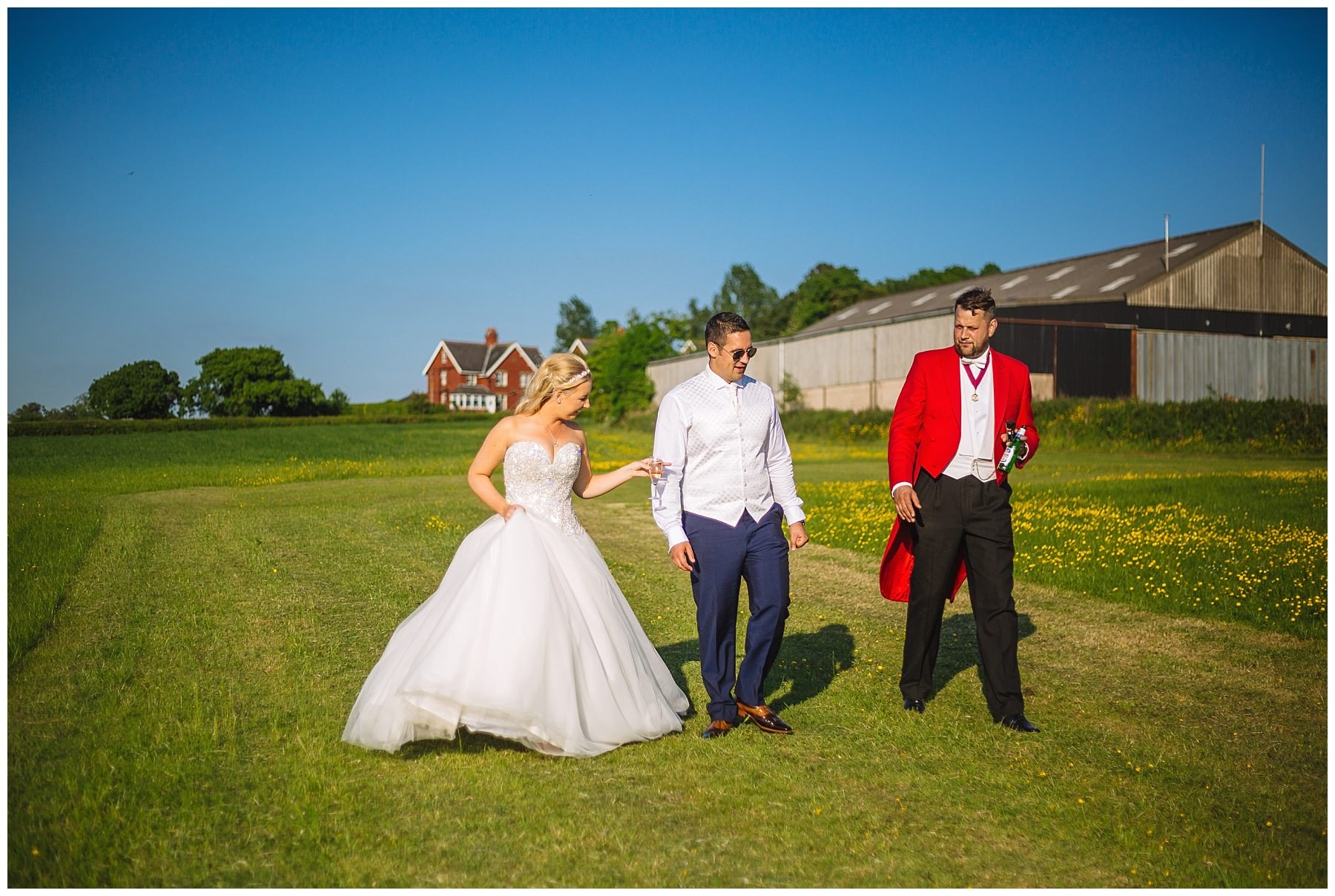 Beeston Manor Wedding Toastmaster