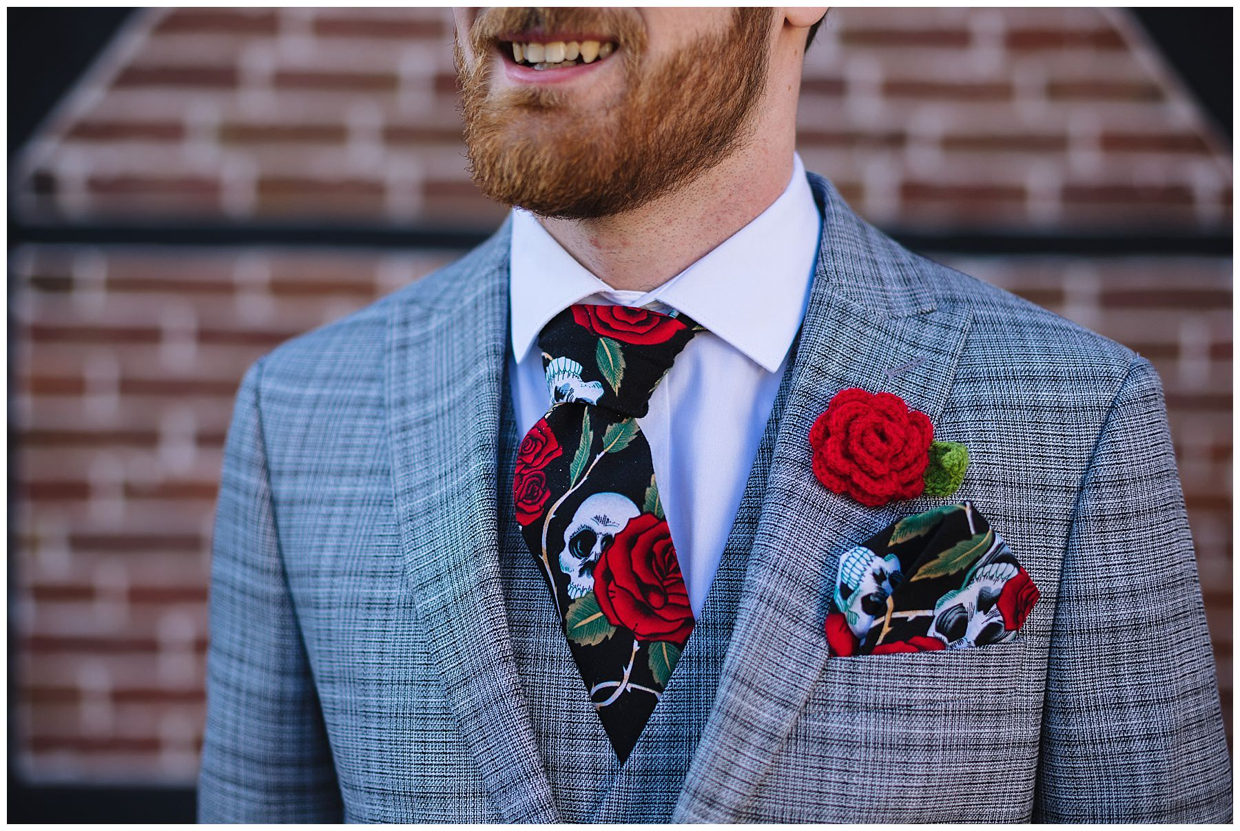 Alternative groom detail inspiration