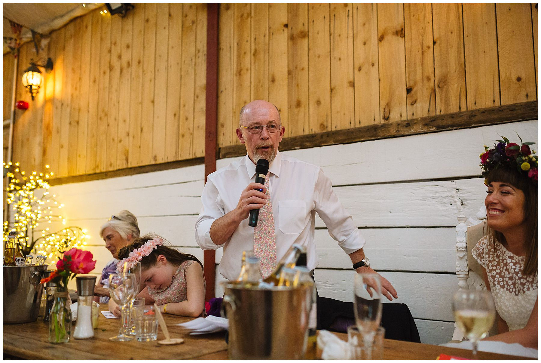 Father of the brides speech at the wellbeing farm