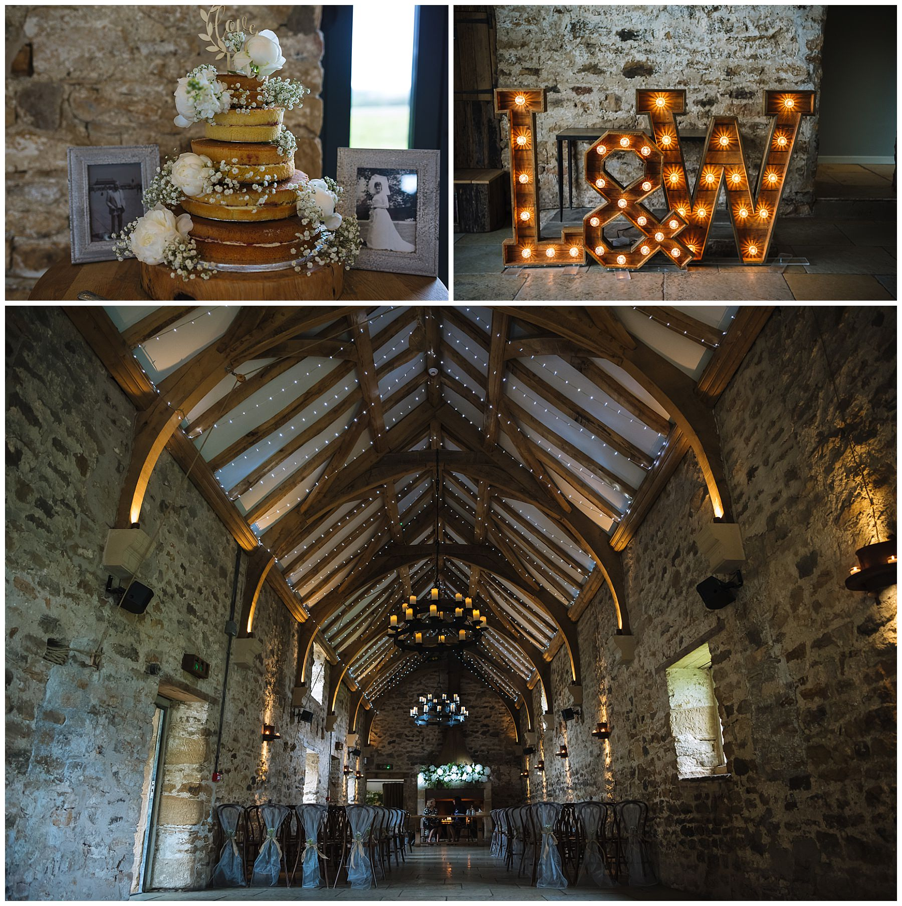 Healey Barn Wedding Venue in the North East Of England