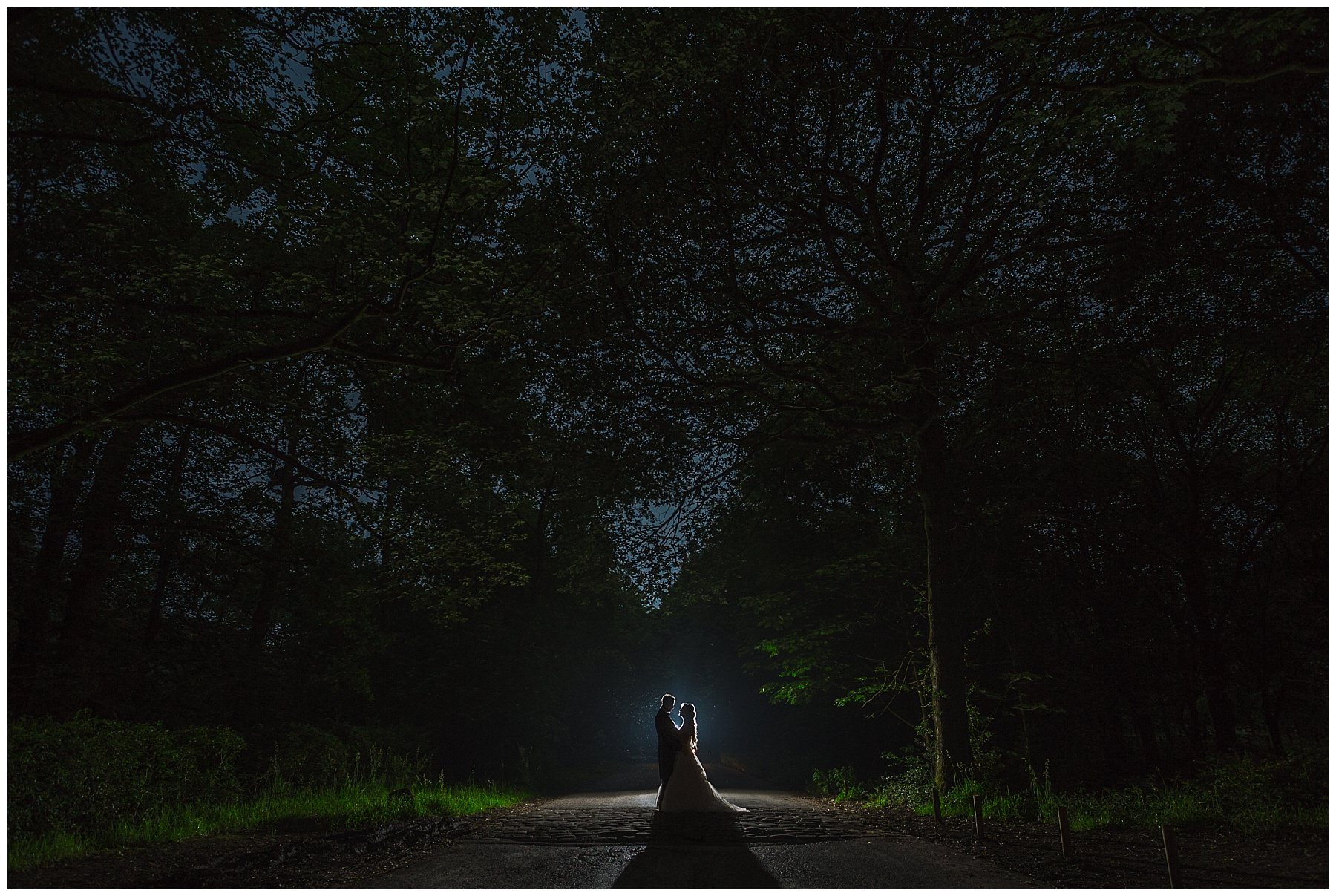 beautiful creative wedding photography by Nik Bryant Photography at Rivington Barn