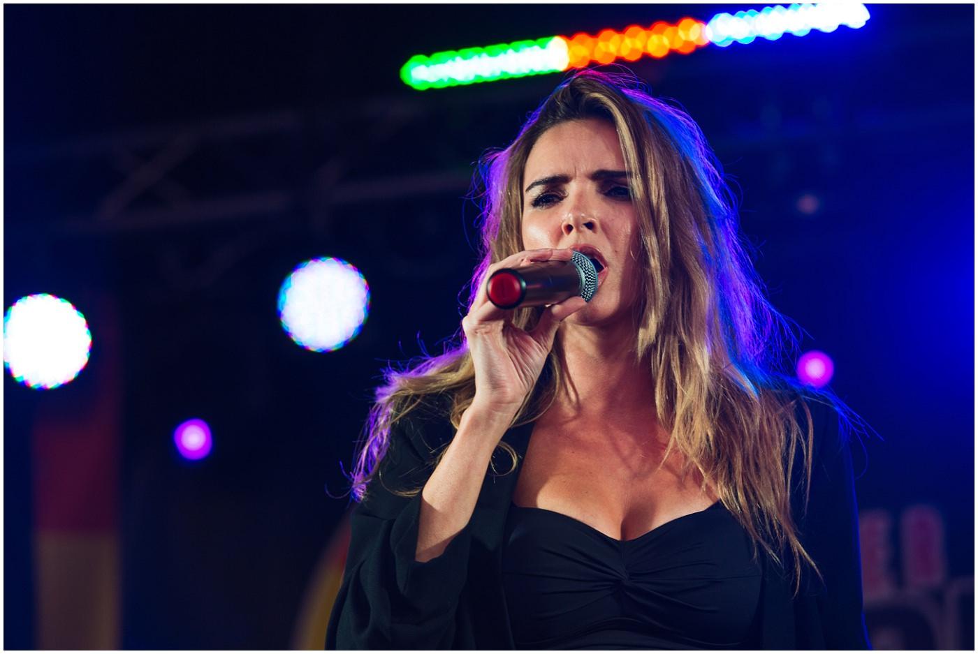 Nadine Coyle Headlines Chester Pride