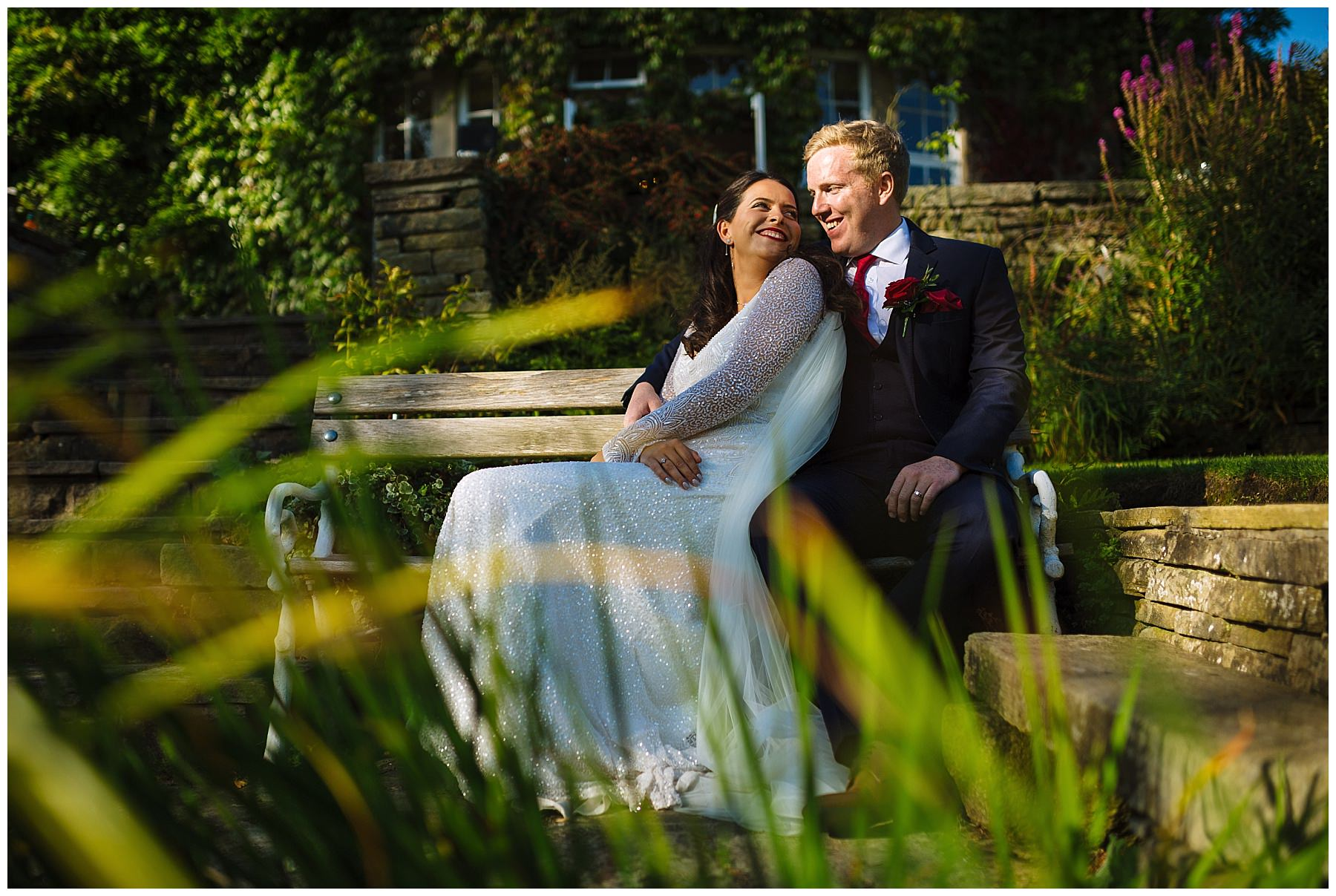 Wedding Portraits at Hilltop Country House