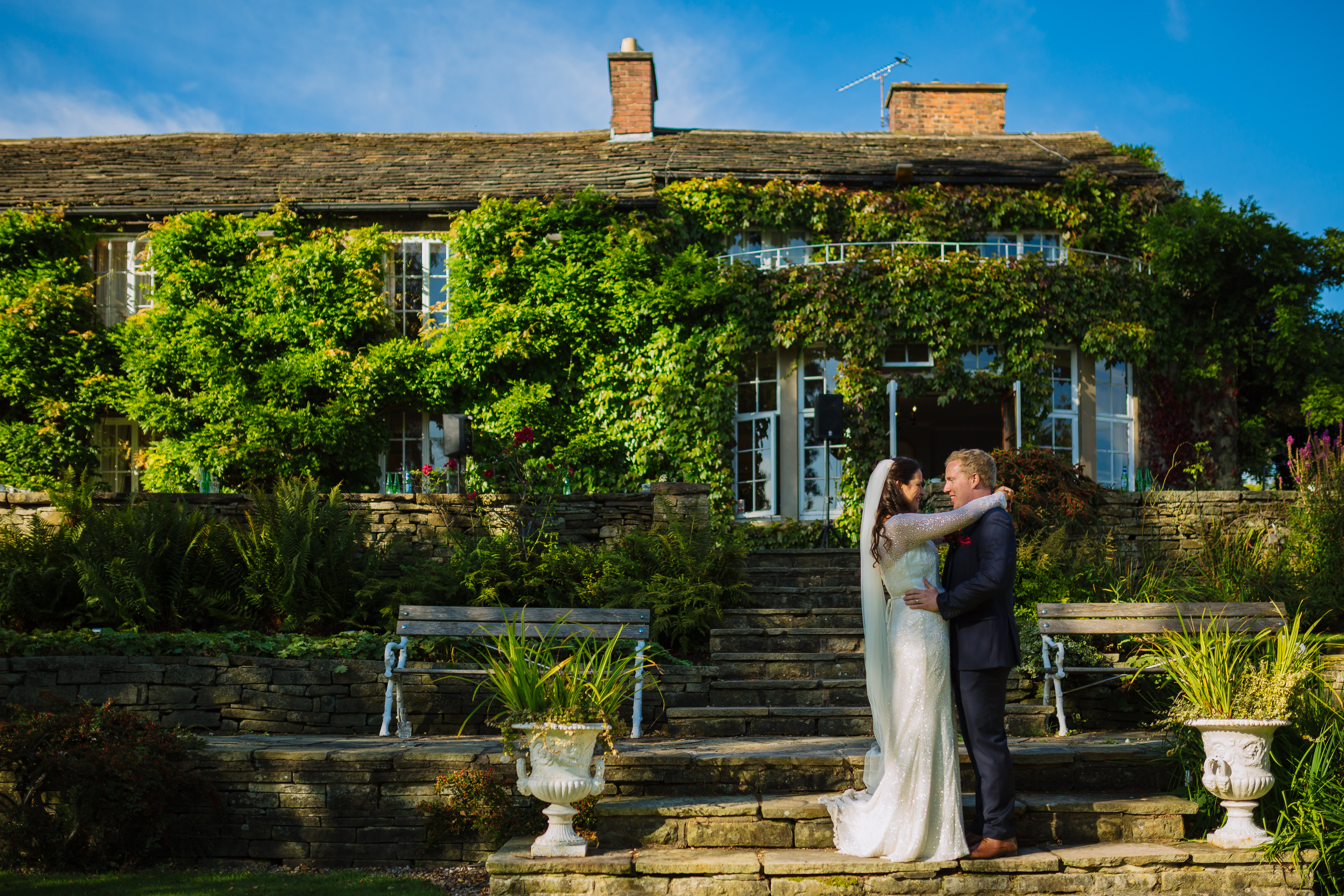 Hilltop Country House Weddings