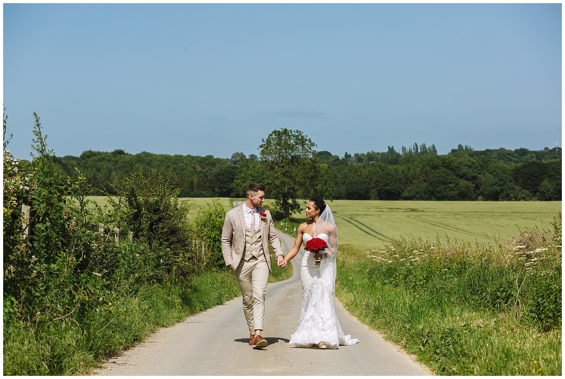 Swancar Farm Country House Hotel wedding