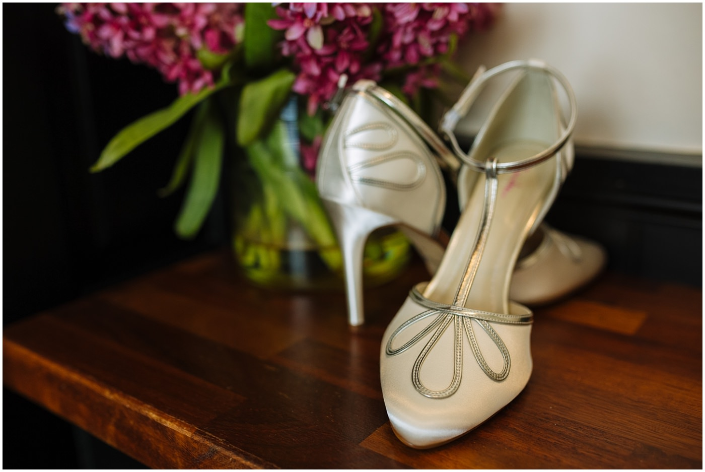 beautiful bridal shoe inspiration