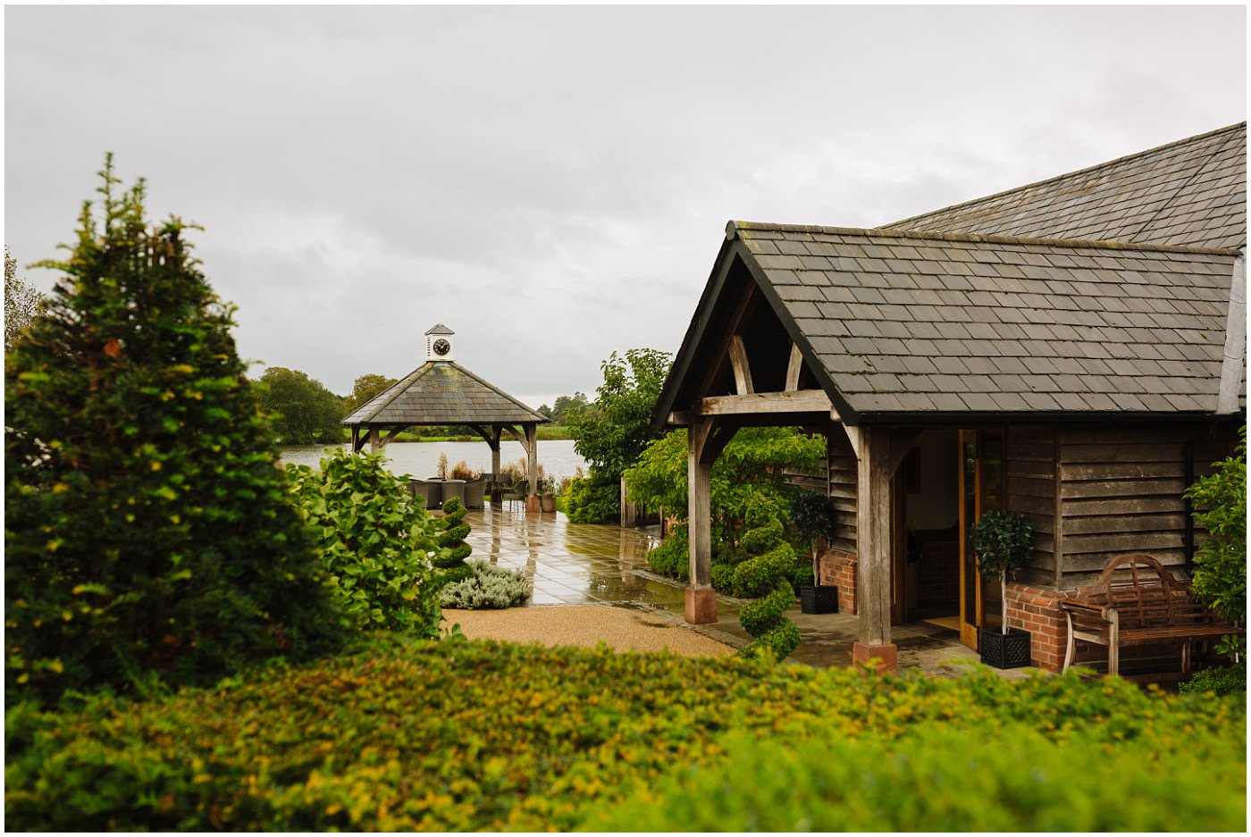 Sandhole Oak Barn Cheshire Wedding Venue