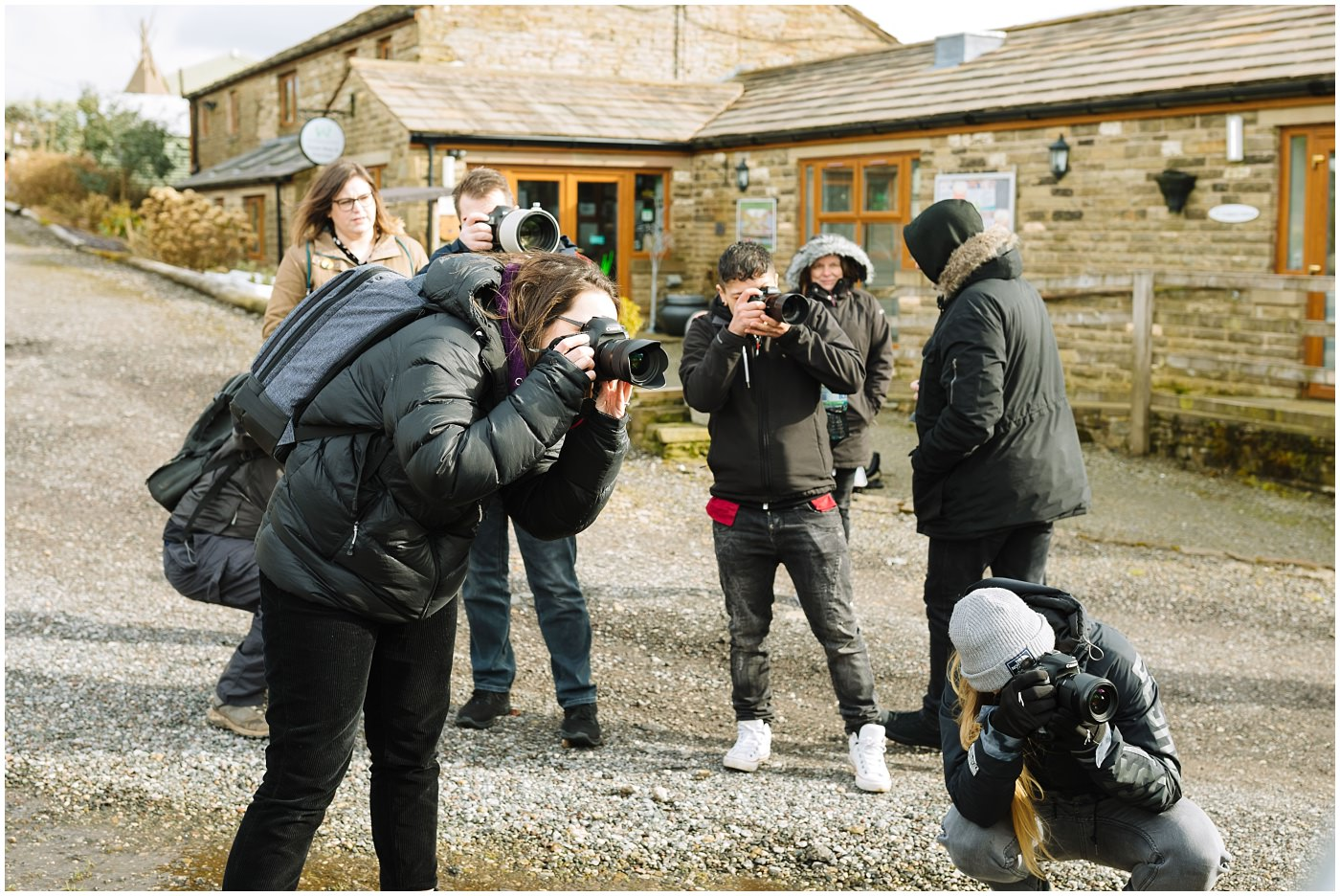 Photography Workshop at The Wellbeing Farm